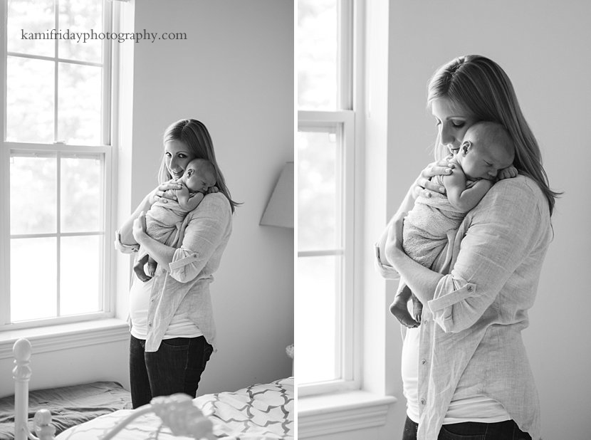 Greater Boston On-location Lifestyle Newborn Photographer
